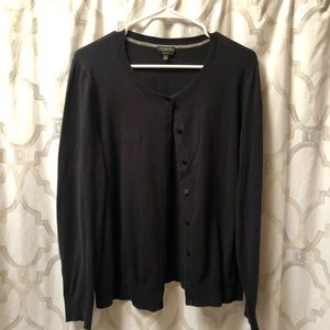 Talbots long sleeve cardigan